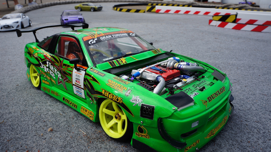 RC Drifter - Engine Bay 900px